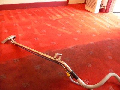 commercial carpet cleaning edinburgh