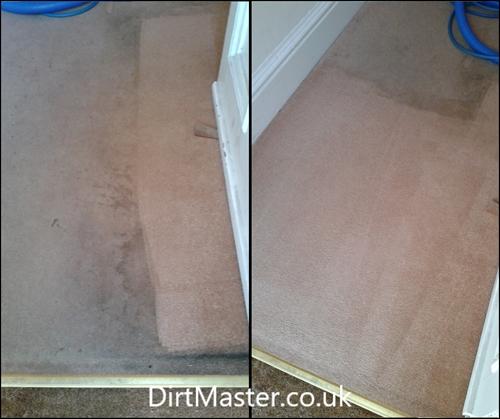 Carpet Cleaning East Craigs Edinburgh