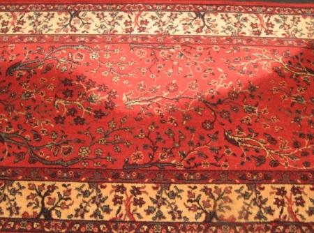 Distorted Carpet Pile