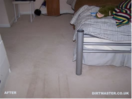 Bedroom Carpet Cleaner Edinburgh