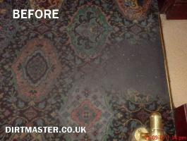Edinburgh Pub Carpet Cleaning