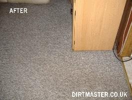 George Street Carpet Cleaner Edinburgh