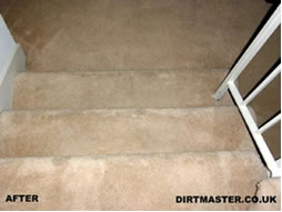 Stair Carpet Cleaner Edinburgh