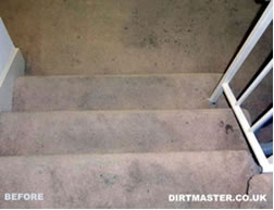 stair carpet cleaning edinburgh