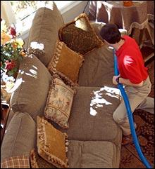upholstery cleaning service edinburgh