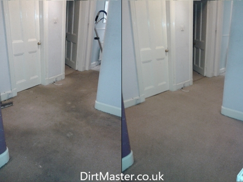 Carpet Cleaning in Marchmont