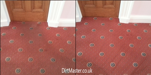 Carpet cleaning Craigleith Edinburgh