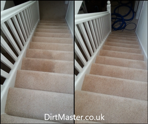 Carpet cleaning The Grange Edinburgh